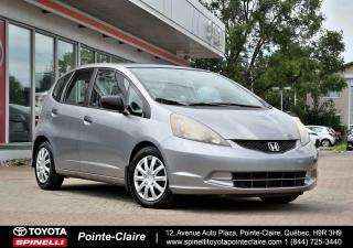 Used 2009 Honda Fit DX BAS KM! PROPRE! for sale in Pointe-Claire, QC
