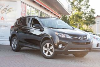 Used 2015 Toyota RAV4 XLE B PKG-GPS!!!! for sale in Pointe-Claire, QC