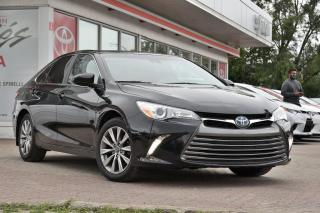 Used 2016 Toyota Camry HYBRID XLE GPS for sale in Pointe-Claire, QC