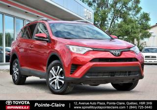 Used 2017 Toyota RAV4 LE FWD BACK UP CAM for sale in Pointe-Claire, QC
