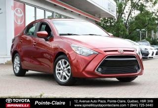 Used 2016 Toyota Yaris SEDAN PREMIUM PKG MAGS!!! for sale in Pointe-Claire, QC