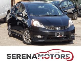 Used 2012 Honda Fit SPORT | AUTO | BLUETOOTH | ONE OWNER |LOW KM for sale in Mississauga, ON