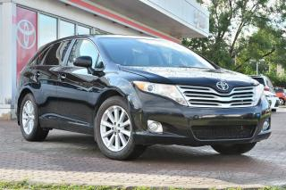 Used 2010 Toyota Venza TOURING CUIR, TOIT PANO, CAMÉRA DE RECUL for sale in Pointe-Claire, QC