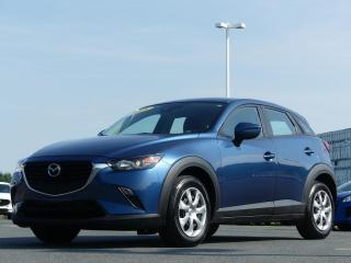 Used 2018 Mazda CX-3 JAMAIS ACCIDENTE, BAS KILO, MANUEL for sale in St-Georges, QC