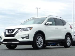 Used 2017 Nissan Rogue SV AWD for sale in St-Georges, QC