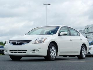 Used 2012 Nissan Altima S BAS KILO JAMAIS ACCIDENTE!!! for sale in St-Georges, QC