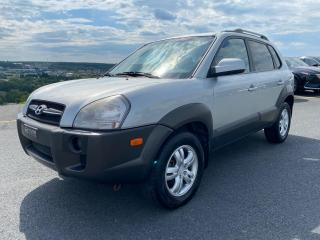 Used 2006 Hyundai Tucson GL TRACTION AVANT JAMAIS ACCIDENTE!!!ac for sale in St-Georges, QC