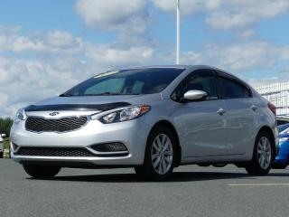 Used 2015 Kia Forte EX JAMAIS ACCIDENTÉ, BAS KILO!!! for sale in St-Georges, QC
