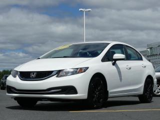 Used 2015 Honda Civic LX Automatique for sale in St-Georges, QC