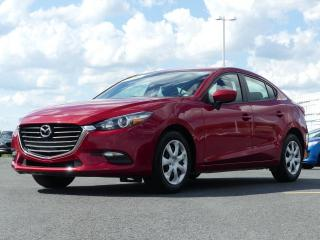 Used 2018 Mazda MAZDA3 JAMAIS ACCIDENTE! AUTOMATIQUE, AIR CLIMA for sale in St-Georges, QC