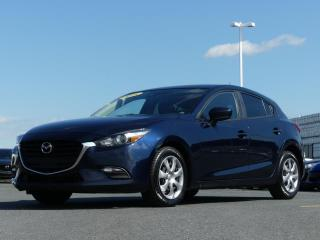 Used 2018 Mazda MAZDA3 Sport AUTOMATIQUE, AIR CLIMATISEE for sale in St-Georges, QC