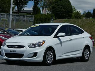 Used 2016 Hyundai Accent GL AUTOMATIQUE for sale in St-Georges, QC