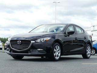 Used 2018 Mazda MAZDA3 JAMAIS ACCIDENTE, AUTOMATIQUE, AIR CLIMA for sale in St-Georges, QC