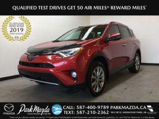 Used 2016 Toyota RAV4 LIMITED  for sale in Sherwood Park, AB