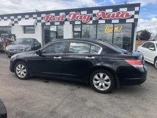 Used 2009 Honda Accord EX-L V6 Leather Automatic 146K for sale in Saskatoon, SK