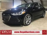Photo of Black 2018 Hyundai Elantra