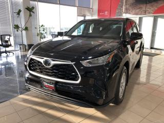 New 2020 Toyota Highlander LE ONLY 3 LEFT! for sale in Winnipeg, MB