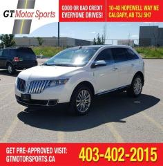 Used 2011 Lincoln MKX for sale in Calgary, AB