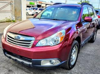 Used 2012 Subaru Outback 2.5i w/Limited & Nav Pkg for sale in Scarborough, ON