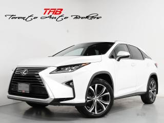 Used 2016 Lexus RX 350 350 I NAVI I SUNROOF I CLEAN CARFAX for sale in Vaughan, ON