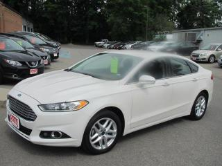 Used 2014 Ford Fusion SE for sale in Brockville, ON