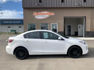 Used 2013 Mazda MAZDA3 i Touring AT 4-Door for sale in Stettler, AB