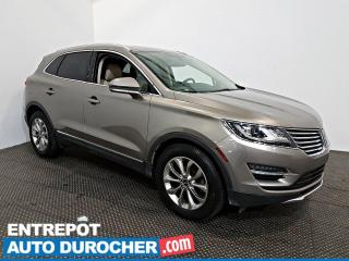 Used 2017 Lincoln MKC Select AWD AIR CLIMATISÉ - Caméra de Recul - Cuir for sale in Laval, QC