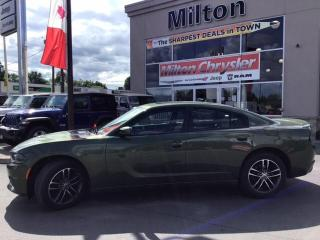 Used 2019 Dodge Charger SXT+|LEATHER|SUNROOF|NAVIGATION|SAFETY TECH for sale in Milton, ON