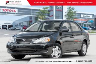 Used 2006 Toyota Corolla for sale in Toronto, ON