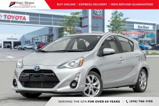 Used 2016 Toyota Prius C for sale in Toronto, ON