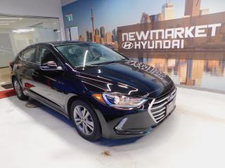 Used 2018 Hyundai Elantra GL Heated Seats! Heated Wheel! for sale in Newmarket, ON
