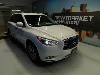 Used 2013 Infiniti JX35 Tech Awd for sale in Newmarket, ON