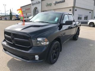 Used 2019 RAM 1500 Classic EXPRESS BLACKOUT,HEMI,LOW KMS for sale in Slave Lake, AB