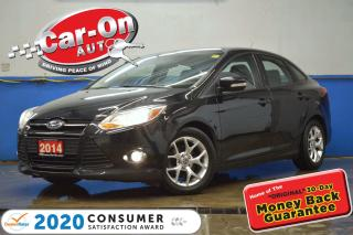 Used 2014 Ford Focus SE HEATED SEATS A/C CRUISE SYNC ALLOYS for sale in Ottawa, ON