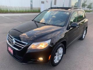 Used 2009 Volkswagen Tiguan 4dr Auto 4Motion for sale in Mississauga, ON