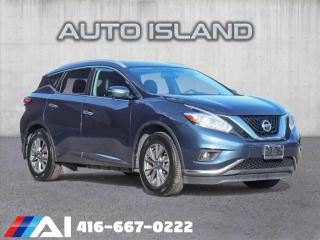Used 2015 Nissan Murano AWD 4DR for sale in North York, ON