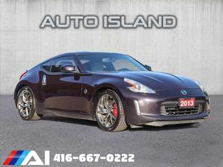 Used 2013 Nissan 370Z 2dr Cpe Touring for sale in North York, ON