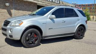 Used 2007 Mercedes-Benz ML-Class 4MATIC 4dr 6.2L AMG WARRANTY TILL JUL 2021 for sale in Calgary, AB