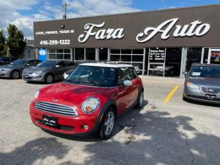 Used 2009 MINI Cooper Hardtop 2dr Cpe for sale in Scarborough, ON