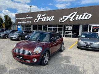 Used 2008 MINI Cooper Clubman FWD for sale in Scarborough, ON