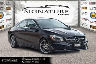 Used 2016 Mercedes-Benz CLA-Class 4dr Sdn CLA250 4MATIC* for sale in Mississauga, ON