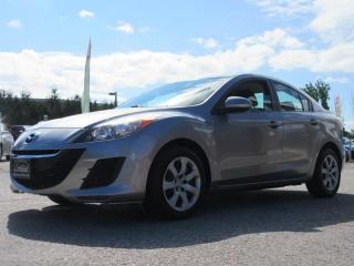 Used 2010 Mazda MAZDA3 GX / NO ACCIDENTS for sale in Newmarket, ON