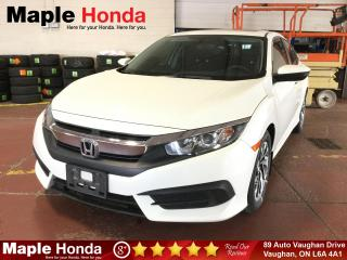Used 2016 Honda Civic EX| Auto-Start| Sunroof| Tint| for sale in Vaughan, ON