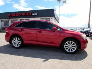 Used 2009 Toyota Venza AWD 2.7L LEATHER AUTOMATIC CERTIFIED 2YR WARRANTY for sale in Milton, ON