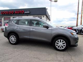 Used 2016 Nissan Rogue S CAMERA BLUETOOTH AUTOMATIC CERTIFIED for sale in Milton, ON