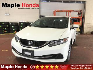 Used 2015 Honda Civic EX| Sunroof| Backup Cam| Bluetooth| for sale in Vaughan, ON