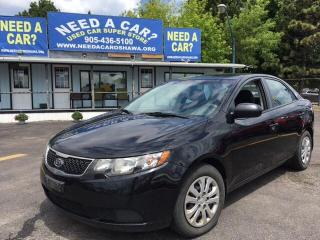 Used 2013 Kia Forte 2.0L LX w/Plus for sale in Oshwa, ON