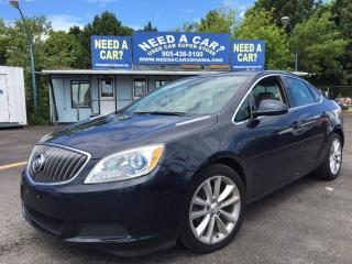 Used 2016 Buick Verano ls for sale in Oshwa, ON