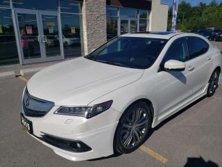 Used 2015 Acura TLX V6 Elite for sale in Trenton, ON