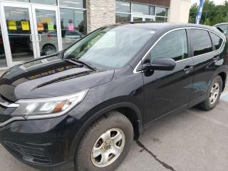 Used 2015 Honda CR-V LX A/C Cruise Back-up Camera Heated Front Seats for sale in Trenton, ON
